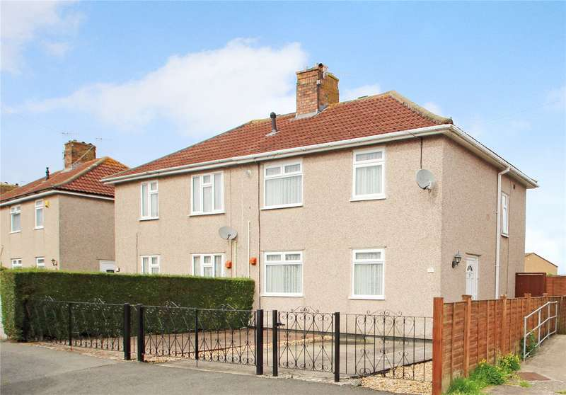3 Bedrooms Semi Detached House for sale in Lulsgate Road, Bedminster Down, Bristol BS13