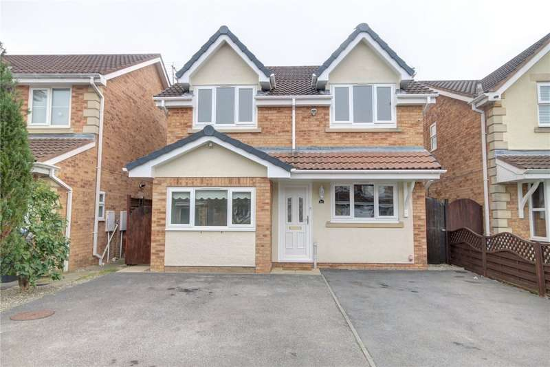 3 Bedrooms Detached House for sale in Alverton Drive, Newton Aycliffe, DL5