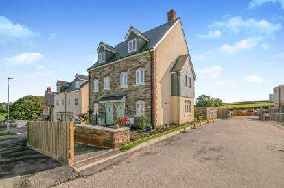3 Bedrooms Semi Detached House for sale in Bodmin, Cornwall, .