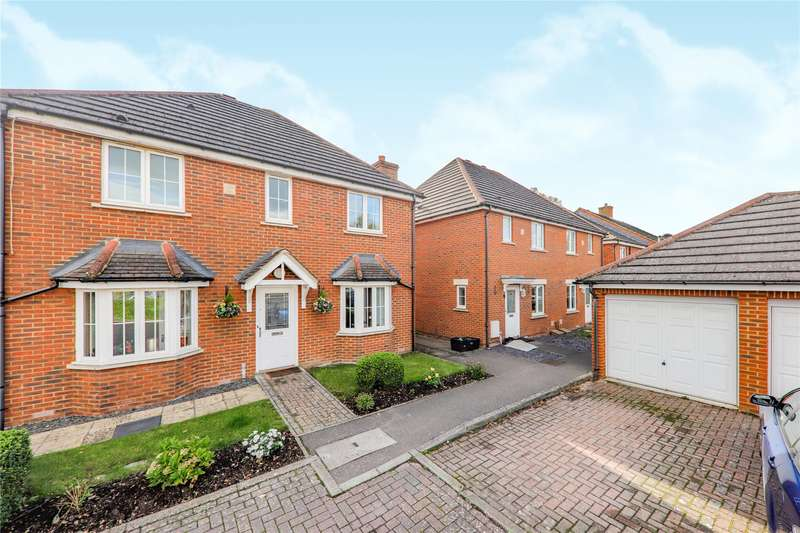 3 Bedrooms Detached House for sale in Barley Gardens, Winnersh, Wokingham, Berkshire, RG41