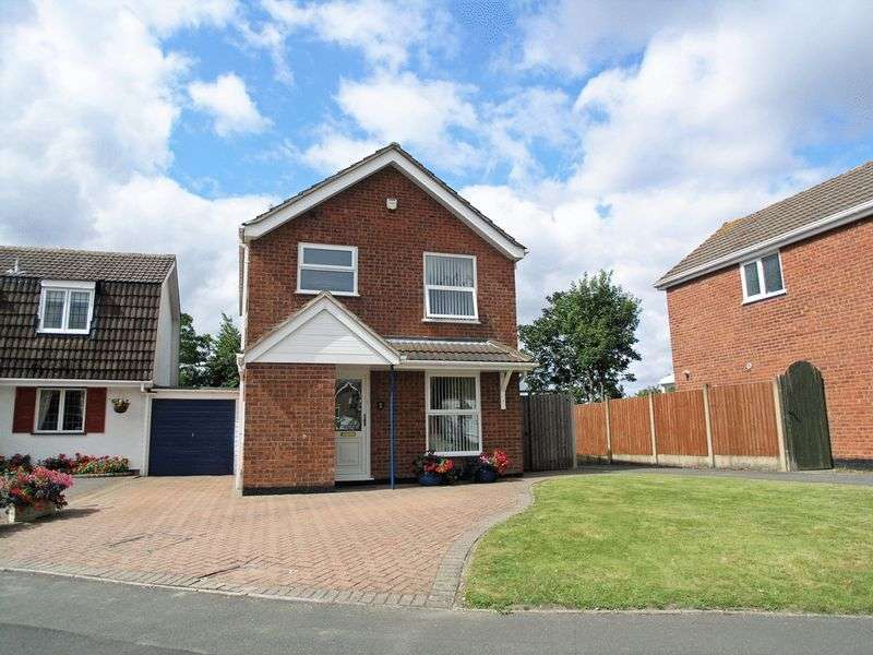 3 Bedrooms Property for sale in BRIERLEY HILL, WITHYMOOR VILLAGE, Tilston Drive
