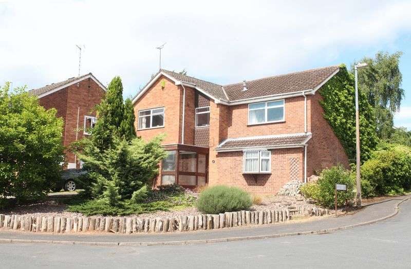 5 Bedrooms Property for sale in WALL HEATH, Brookside Way
