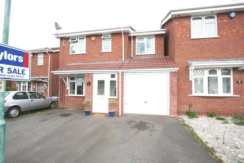 4 Bedrooms Property for sale in AMBLECOTE, Suffolk Drive