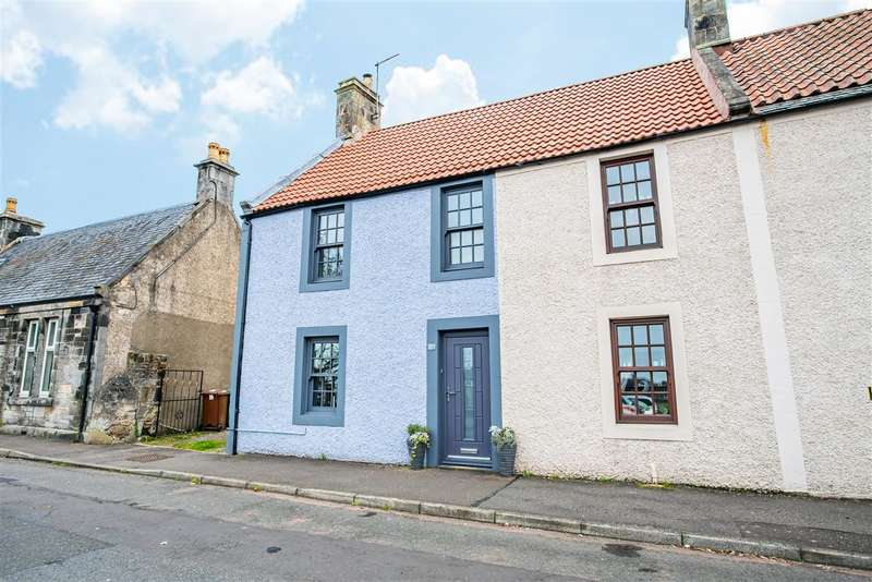 4 Bedrooms End Of Terrace House for sale in Kirk Street, Kincardine