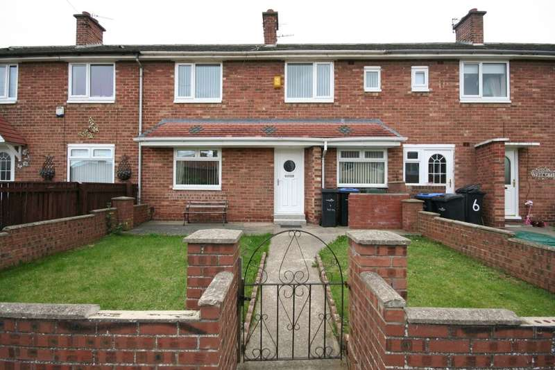 3 Bedrooms Terraced House for sale in Garvin Close, Berwick Hills, Middlesbrough, TS3