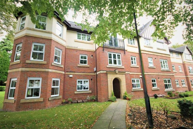 2 Bedrooms Flat for sale in Junction Road, Stockton-On-Tees, TS20