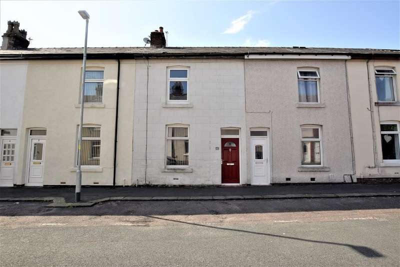 2 Bedrooms Terraced House for sale in Hapton Street, Thornton-Cleveleys