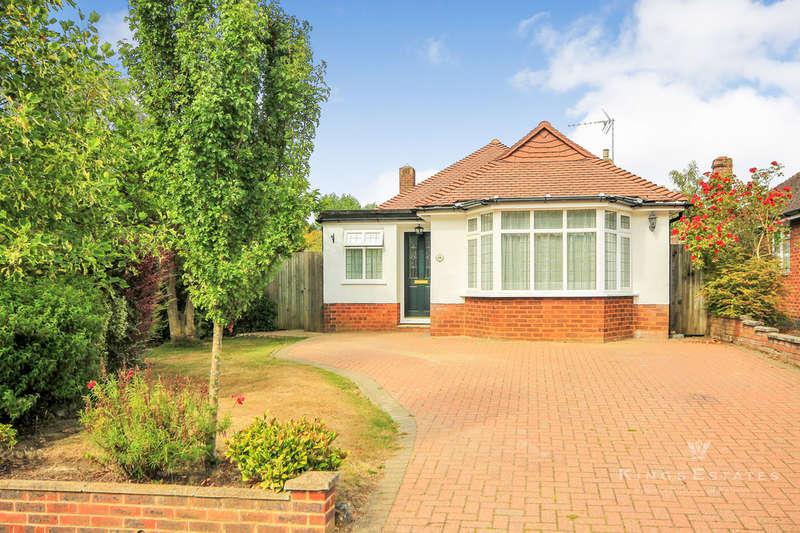 3 Bedrooms Detached Bungalow for sale in Delves Avenue, Tunbridge Wells