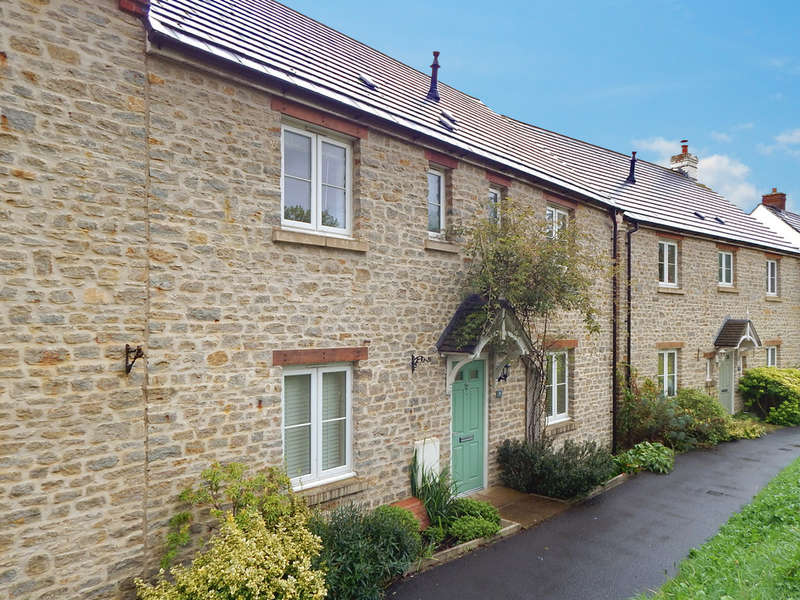 4 Bedrooms Semi Detached House for sale in Cuckoo Hill, Bruton