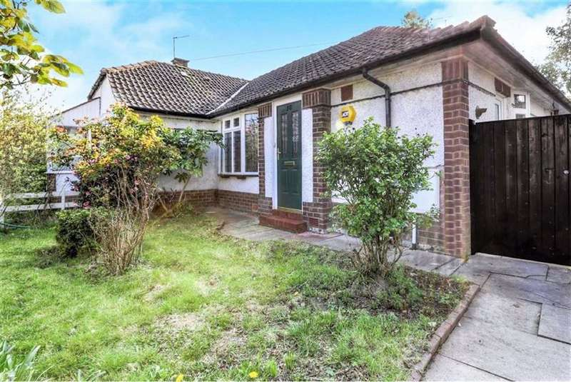 2 Bedrooms Semi Detached Bungalow for sale in Dryden Avenue, Cheadle, Stockport