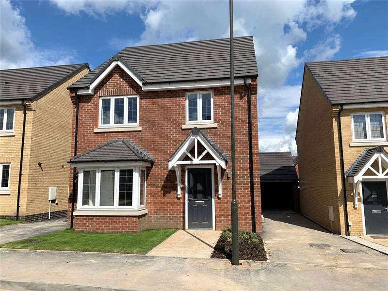 4 Bedrooms Detached House for sale in NUTBROOK, Shipley Park Gardens, Shipley