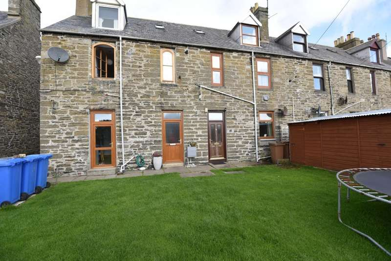 2 Bedrooms Maisonette Flat for sale in Willowbank, Wick, KW1