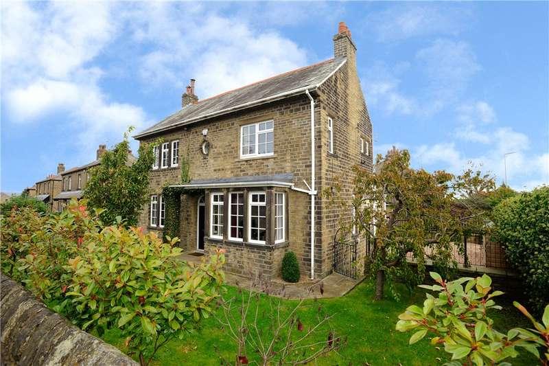 4 Bedrooms Detached House for sale in Hammerstones Road, Elland, West Yorkshire