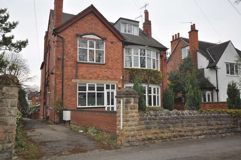 Property for rent in Carisbrooke Drive, Mapperley Park, Nottingham NG3