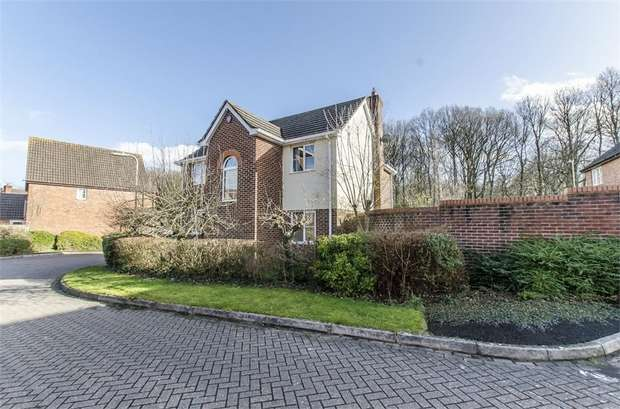 4 Bedrooms Detached House for rent in Sir Galahad Road, Chandler's Ford, EASTLEIGH, Hampshire