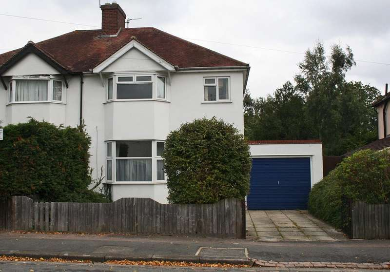 3 Bedrooms Semi Detached House for rent in Off Banbury Road, Oxford OX2