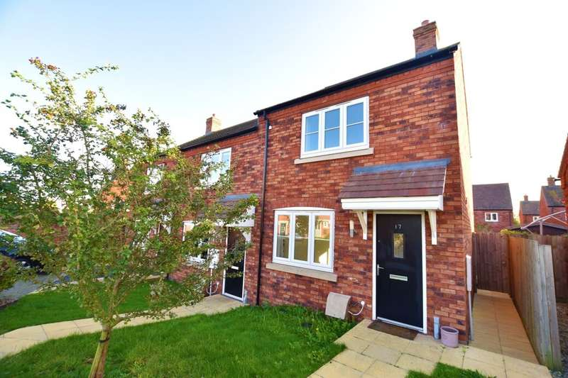 2 Bedrooms Terraced House for sale in Hynam Road, Pershore, WR10