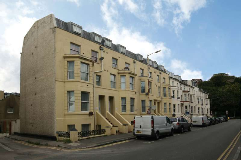 1 Bedroom Apartment Flat for rent in Marine Terrace, Folkestone CT20