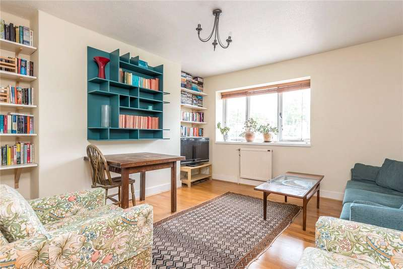2 Bedrooms Flat for sale in Rotherfield Street, Canonbury
