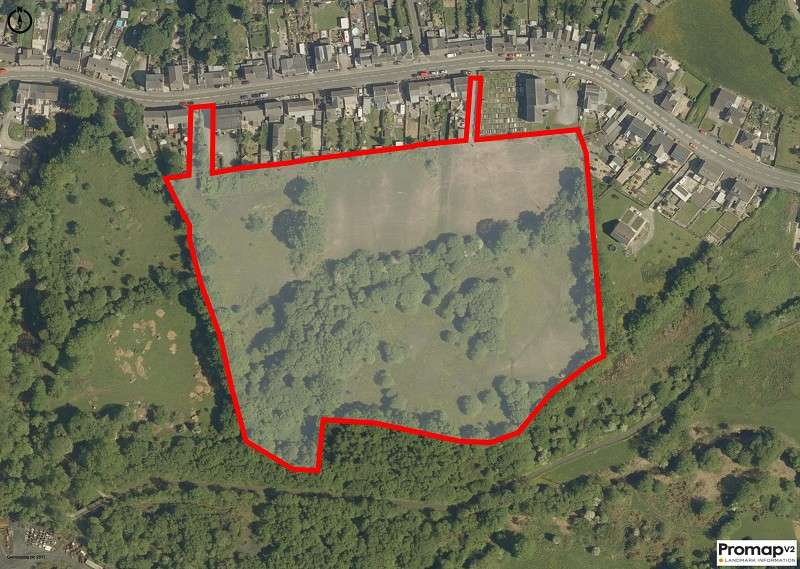 Residential Development Commercial for sale in Development Land off Cwmgarw Road, Upper Brynamman, Ammanford, Carmarthenshire. SA18 1BY