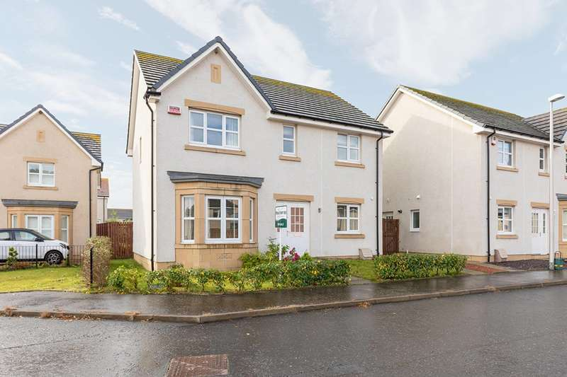 4 Bedrooms Detached House for sale in Hillend View, Winchburgh, West Lothian, EH52 6WB