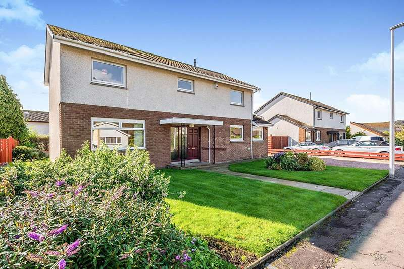 4 Bedrooms Detached House for sale in The Wynd, Dalgety Bay, Dunfermline, Fife, KY11