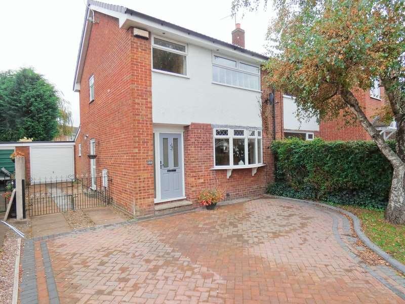 3 Bedrooms Semi Detached House for sale in Shelley Avenue, Higher Wincham, Northwich, Cheshire, CW9