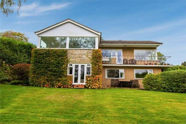 4 Bedrooms Detached House for sale in Park Wood Drive, Baldwins Gate, Newcastle, Staffordshire