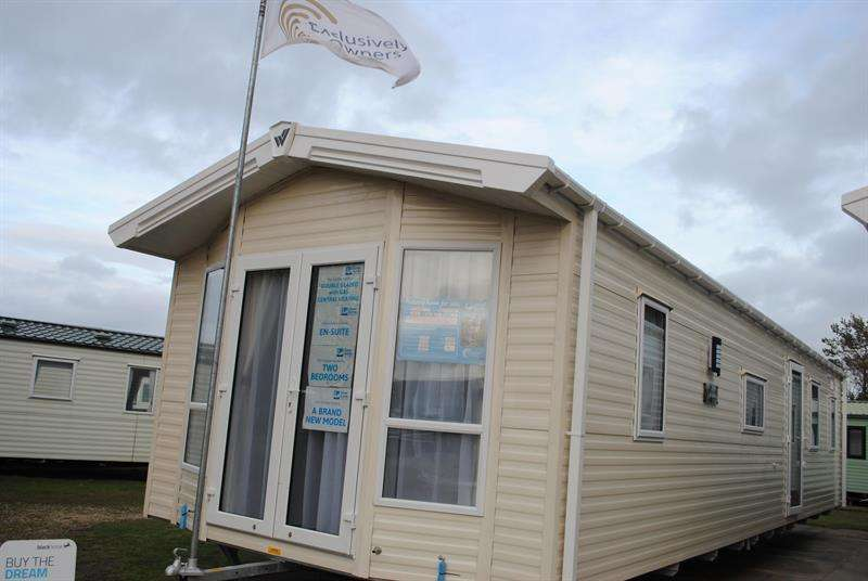 2 Bedrooms Caravan Mobile Home for sale in Silver Sands, Moray
