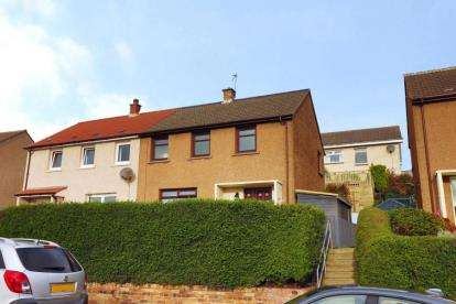 3 Bedrooms Semi Detached House for sale in Queens Crescent, Kinghorn