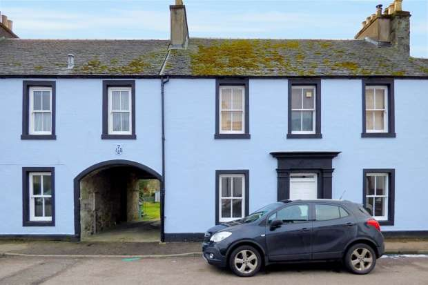 2 Bedrooms Apartment Flat for sale in Union Street, Lochgilphead, Argyll, PA31 8JS