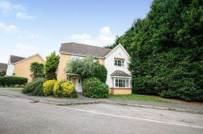 4 Bedrooms Detached House for sale in Howberry Green, Arlesey, Beds, England