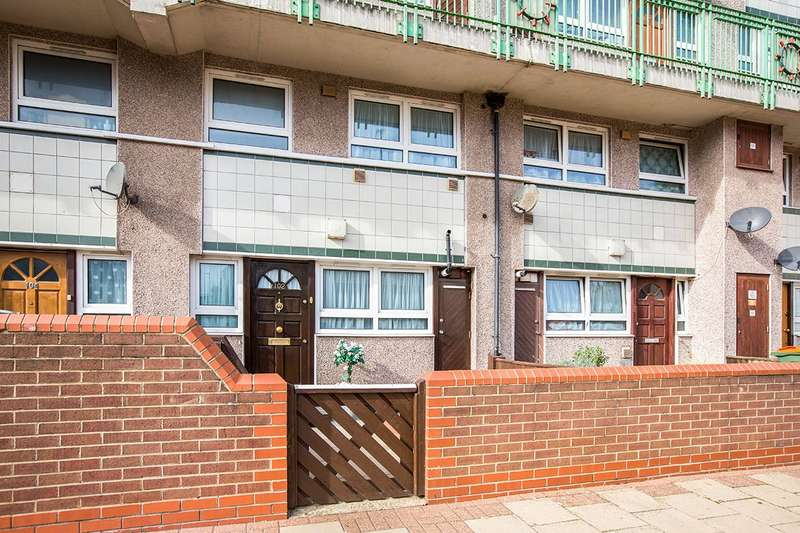 3 Bedrooms Maisonette Flat for sale in Drew Road, London, E16