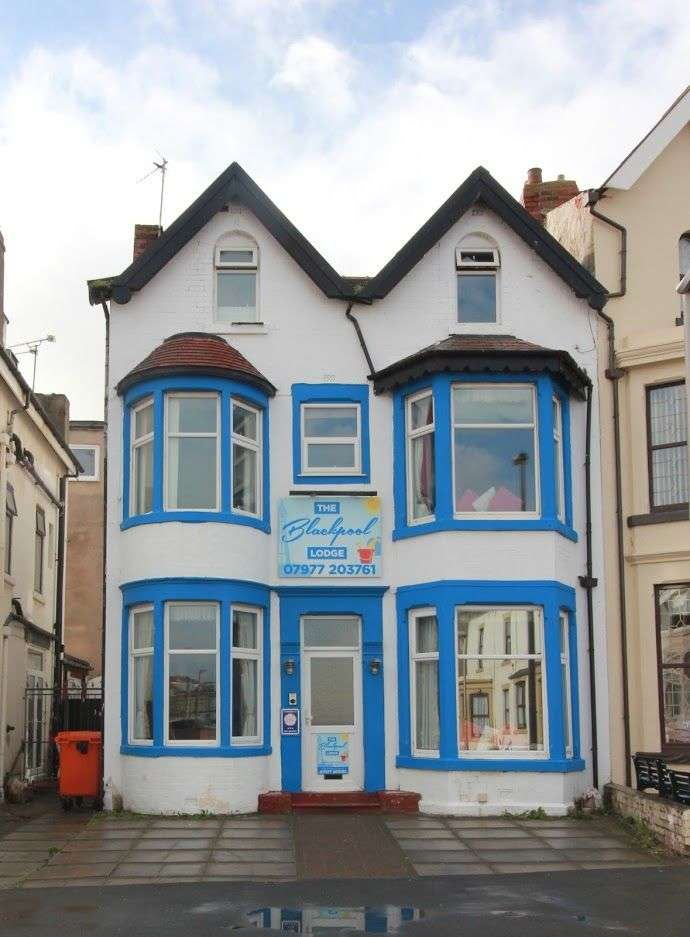 Flat for sale in Wellington Road, Blackpool, FY1