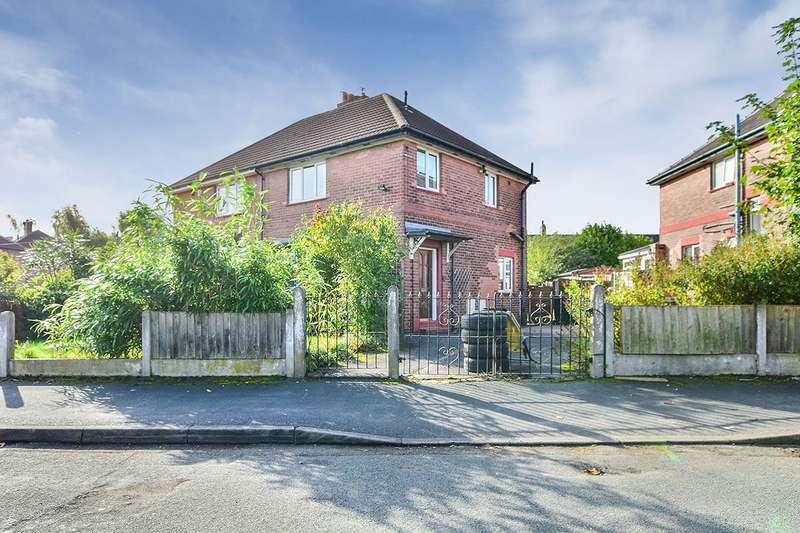 3 Bedrooms Semi Detached House for sale in Lee Avenue, Broadheath, Altrincham, Greater Manchester, WA14