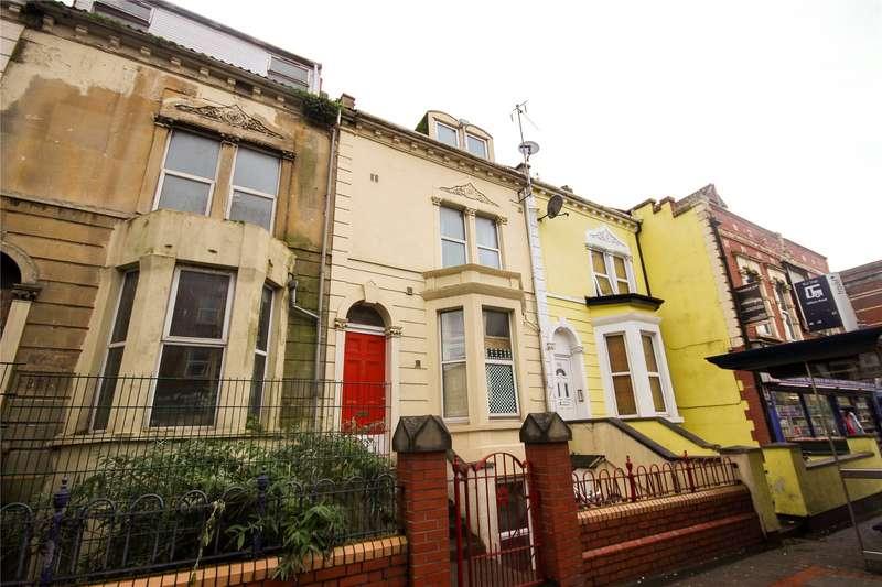 2 Bedrooms Flat for sale in Stapleton Road, Bristol, Bristol, City of BS5