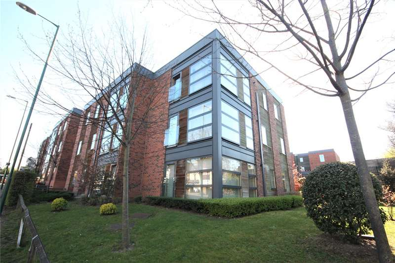 2 Bedrooms Flat for rent in Watermark House, Watermark Close, Nottingham
