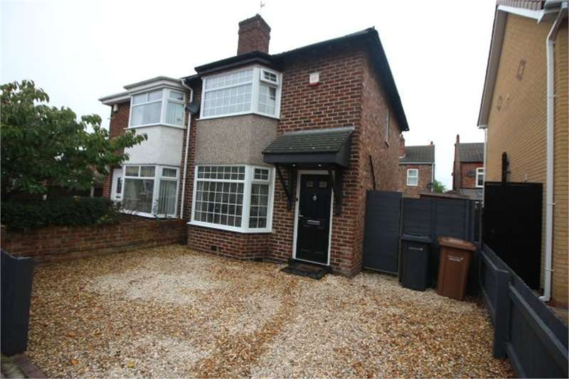 2 Bedrooms Semi Detached House for sale in Vermont Avenue, LIVERPOOL, Merseyside