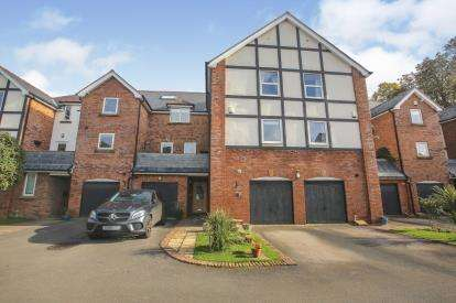 4 Bedrooms House for sale in The Larches, Warford Park, Faulkners Lane, Mobberley