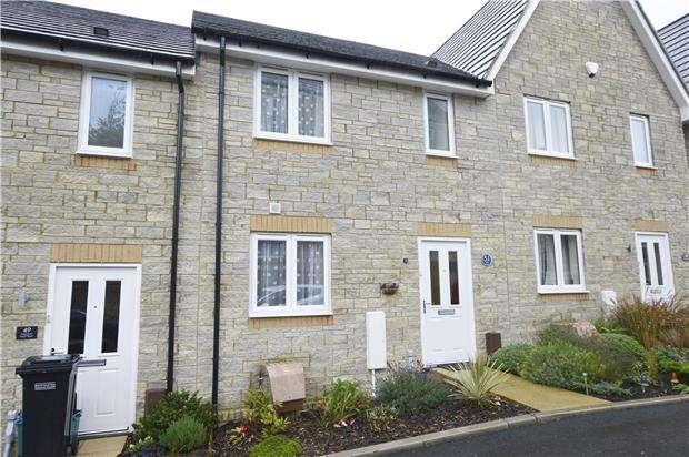 3 Bedrooms Terraced House for sale in Twelve Acres Close, Paulton, Bristol, BS39 7AP
