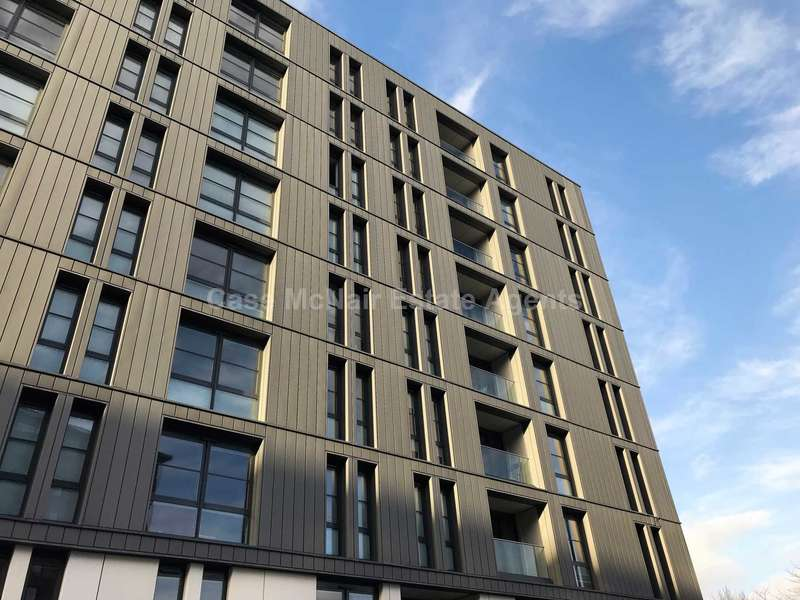 2 Bedrooms Apartment Flat for sale in Milliners Wharf, Manchester, M4