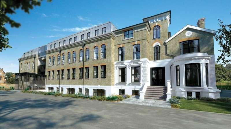 2 Bedrooms Apartment Flat for sale in Hampton Road, Teddington, TW11