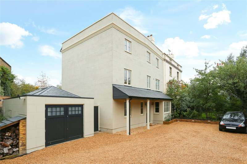 5 Bedrooms Semi Detached House for sale in Church Street, Hampton, TW12