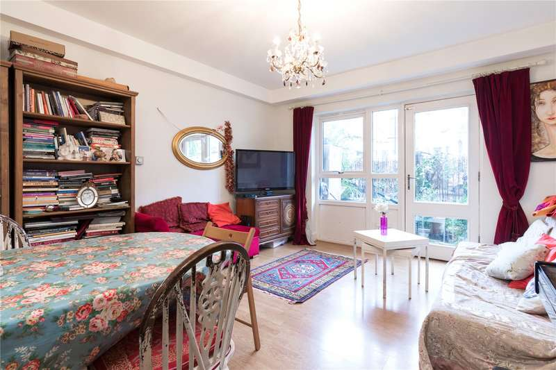 2 Bedrooms Flat for sale in Brownswood Road, London, N4