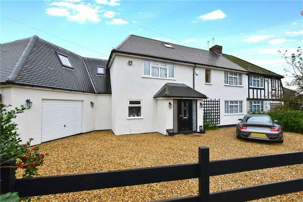 5 Bedrooms Semi Detached House for sale in Ashford Road, Iver Heath, Buckinghamshire