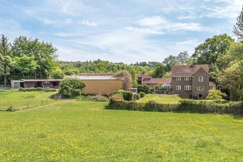 4 Bedrooms Detached House for sale in Dene End Farm, Midhurst Road