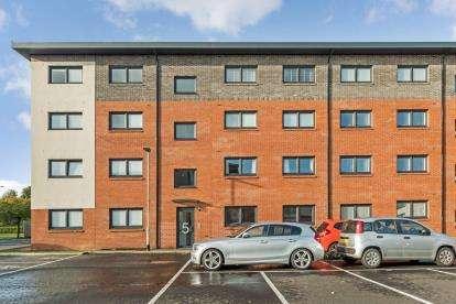 2 Bedrooms Flat for sale in Mulberry Crescent, Renfrew