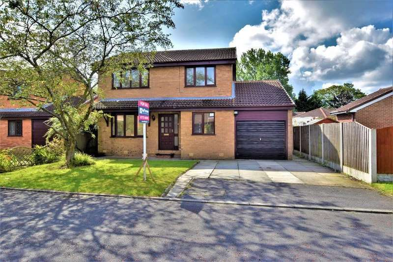 4 Bedrooms Detached House for sale in Turnberry Close, Kirkham