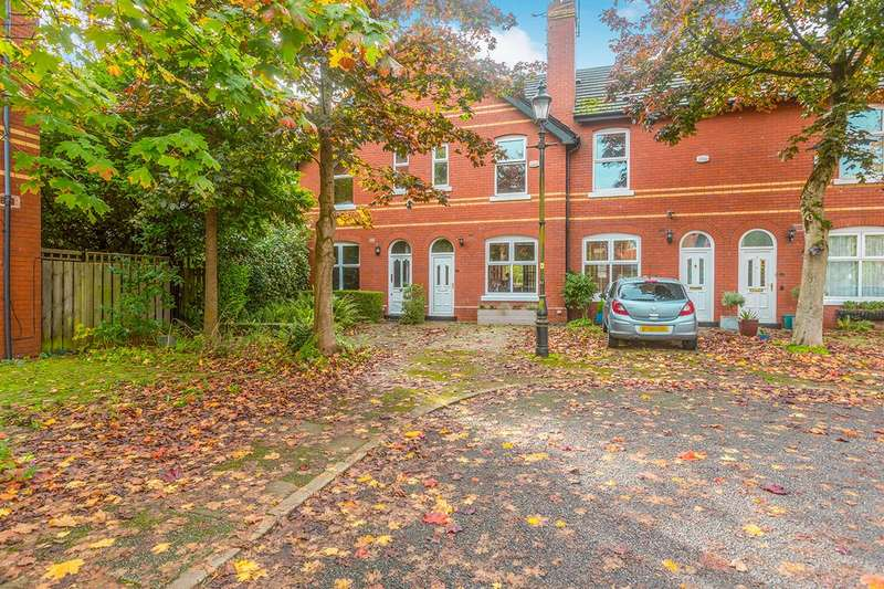 3 Bedrooms House for sale in Fire Station Square, Salford, M5