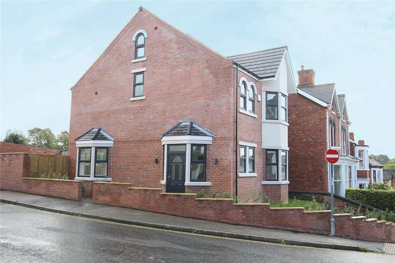 4 Bedrooms Detached House for sale in Rose Hill, Chesterfield, Derbyshire